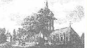 Foto kerk oud